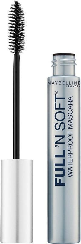 """<p><strong> The Mascara: </strong> <span>Maybelline Full 'N Soft Waterproof Mascara</span> ($9)</p> <p><strong> Why People Love It: </strong> This reviewer has always come back to this mascara for years. """"I've been using this for so many years because I can't find any other mascara (at any price point) that I like better! I've tried all of the best selling mascaras, and this still beats them. The brush has a million little bristles that keep your lashes separated and never clumpy. My lashes look really long, full, and curled when I use this. It is totally rain proof, cry proof, swimming proof, smudge proof, you name it! It does require makeup remover to take off, because obviously it's waterproof, but it's worth the minor bit of extra effort at the end of the day.""""</p>"""