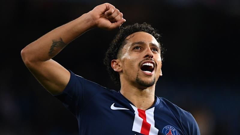 PSG defender Marquinhos signs new contract until 2024