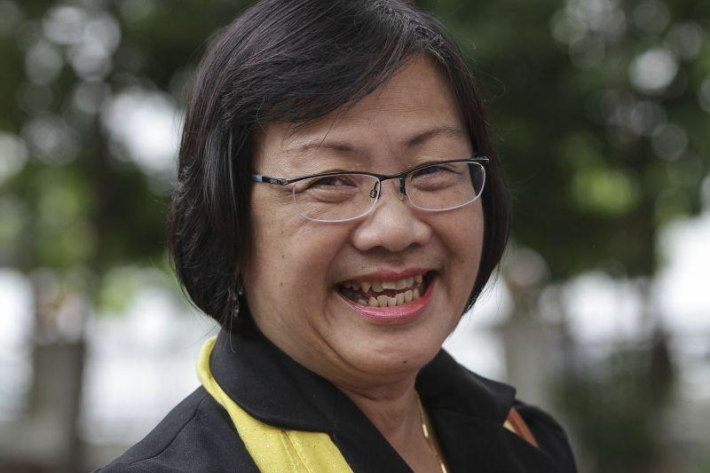 Former Bersih 2.0 chairman Maria Chin Abdullah will contest as a PKR candidate in the 14th general election. ― Picture by Yusof Mat Isa