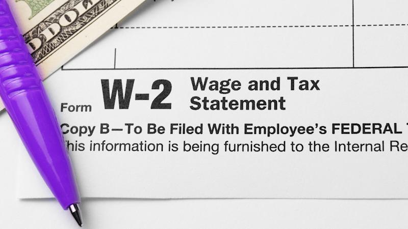 What Is A W 2 Form