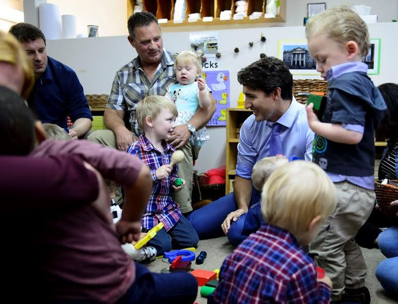 Tax credits or cash? Parties spar over what is best for parental benefits