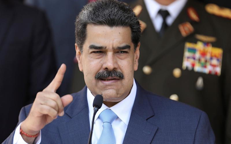 Nicolas Maduro ordered the European Union envoy to leave Venezuela - Reuters