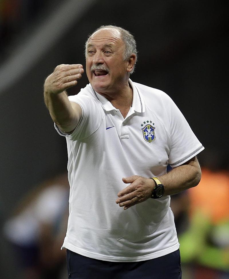 Scolari out as Brazil coach after WCup failure