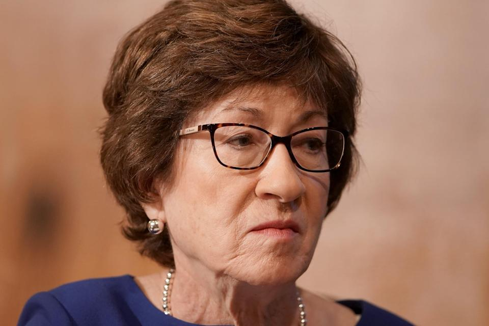 Senator Susan Collins, R-Maine, is one of the most vulnerable GOP incumbents on the 2020 Senate map. (Getty Images)
