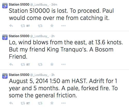 Tweets from LostBuoy