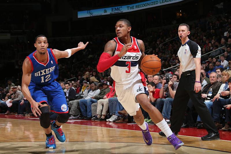 Beal leads Wizards over Sixers 107-99