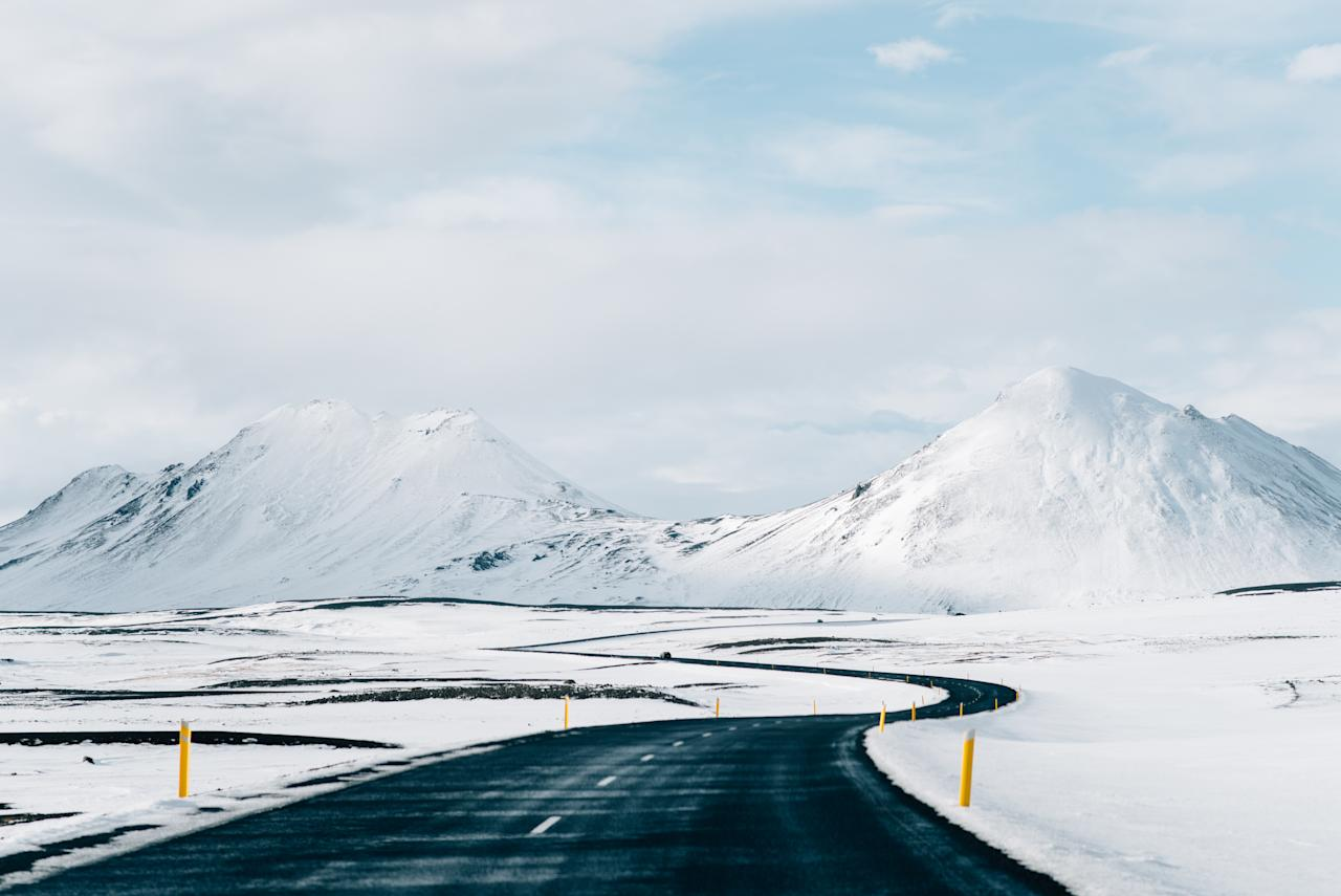 <p>Rank 13. Iceland – 5.4 annual tourists per resident </p>