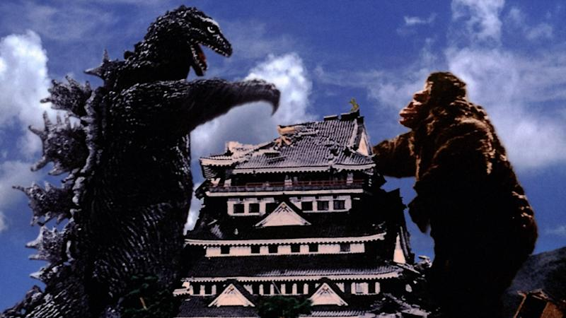 1962's 'King Kong Vs Godzilla' (credit: Universal)