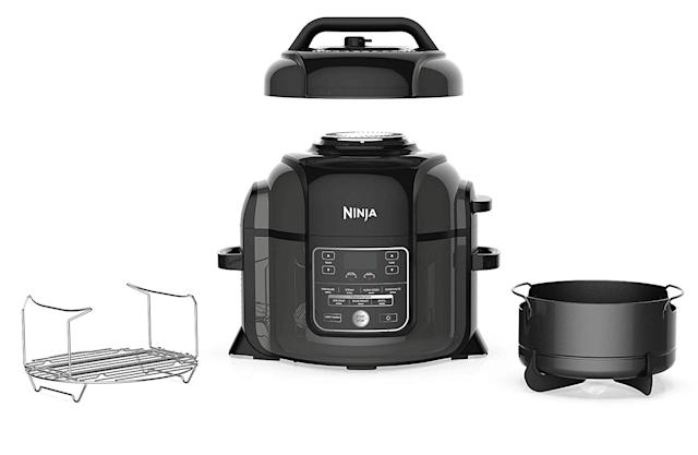 This is more than just a pressure cooker. (Photo: Amazon)