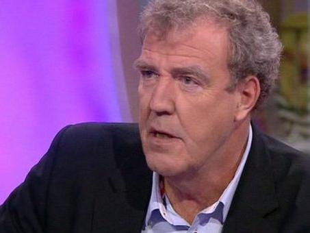 Jeremy Clarkson on 'The One Show'BBC