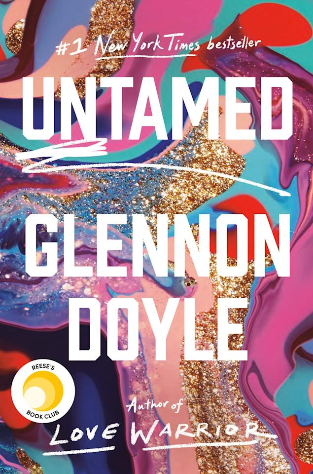 """<p><product href=""""https://www.amazon.com/Untamed-Glennon-Doyle-Melton/dp/1984801252/ref=sr_1_1?crid=OEQ69OW22WAZ&amp;dchild=1&amp;keywords=untamed+glennon+doyle&amp;qid=1598562519&amp;sprefix=untame%2Caps%2C229&amp;sr=8-1"""" target=""""_blank"""" class=""""ga-track"""" data-ga-category=""""internal click"""" data-ga-label=""""https://www.amazon.com/Untamed-Glennon-Doyle-Melton/dp/1984801252/ref=sr_1_1?crid=OEQ69OW22WAZ&amp;dchild=1&amp;keywords=untamed+glennon+doyle&amp;qid=1598562519&amp;sprefix=untame%2Caps%2C229&amp;sr=8-1"""" data-ga-action=""""body text link""""><b>Untamed</b></product> ($17, originally $28) by Glennon Doyle just came out this year, but it's already on my """"greatest of all time"""" list. The book is a powerful manifesto on creating a life you want, and embracing all that you are. After reading it, I sent it to my best girlfriends, because I think it should be required reading. It's also written in little vignettes, so it's easy to just open a page and get some magic.</p>"""