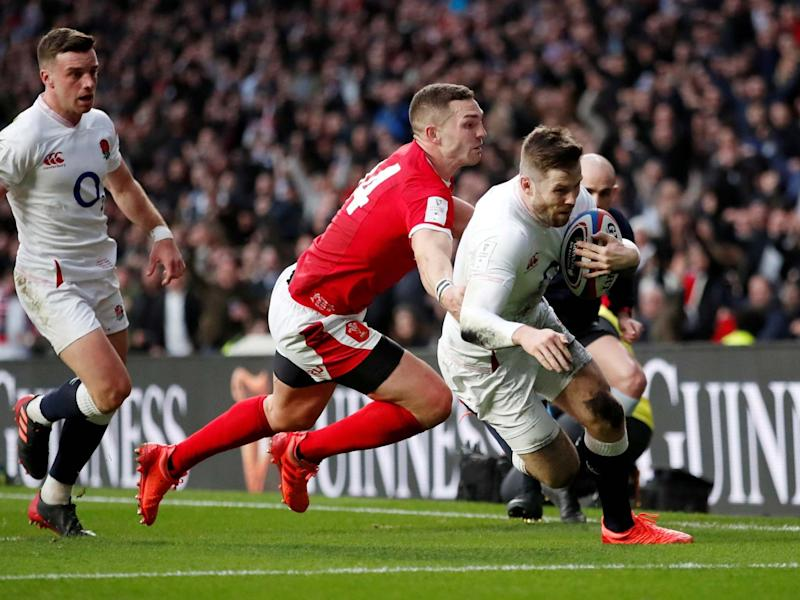The Six Nations will conclude on the final two weekends in October: Reuters