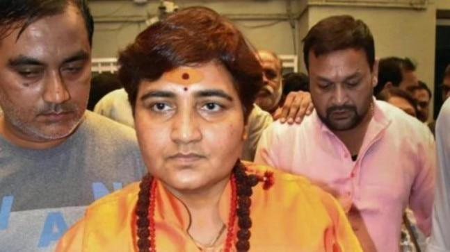 In the video, Sadhvi Pragya is seen addressing some people in Sehore when she made the comment. She also said that she would honestly perform the responsibilities that she has become a parliamentarian for.