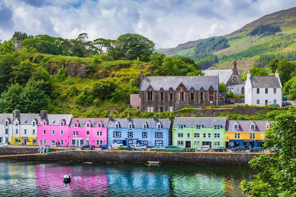 """<p>Beloved for romantic landscapes, cultural hotspots like Glasgow and Edinburgh, and sleepy seaside towns, <a href=""""https://www.prima.co.uk/travel/a36093063/scottish-highlands-carol-kirkwood/"""" rel=""""nofollow noopener"""" target=""""_blank"""" data-ylk=""""slk:Scotland"""" class=""""link rapid-noclick-resp"""">Scotland</a> is top of our list for a <a href=""""https://www.prima.co.uk/travel/g34365/uk-holiday-destinations/"""" rel=""""nofollow noopener"""" target=""""_blank"""" data-ylk=""""slk:UK break"""" class=""""link rapid-noclick-resp"""">UK break</a> this summer.</p><p>Its iconic coastline is full of unexpected wildlife, and lined with picturesque harbour and seaside towns where the nation's ancient traditions are kept alive, along with a dose of modern fun thanks to lovely restaurants and exciting outdoor activities.</p><p>The mesmerising beauty and remote peace and quiet of Scotland's islands is also unbeatable, which is why we're inviting Prima readers on a 10-day <a href=""""https://www.primaholidays.co.uk/tours/scotland-edinburgh-glasgow-golden-horizon-tradewind-cruise"""" rel=""""nofollow noopener"""" target=""""_blank"""" data-ylk=""""slk:cruise around the Scottish coast from east to west"""" class=""""link rapid-noclick-resp"""">cruise around the Scottish coast from east to west</a> this July.</p><p>Sailing in style on board brand new ship Golden Horizon, you'll be treated to first-class service and elegant facilities – including a piano bar, sundeck, three pools, beauty salon and spa. That's not to mention the gorgeous library lounge and two-tier dining room! </p><p>To give you a taste of what you'll see along the way and inspire you to visit the hottest destination of the moment, we've rounded up some of Scotland's prettiest harbour and seaside towns to visit in 2021.</p>"""