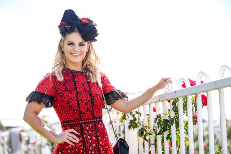 Emma Freedman is a race day pro and is sharing her tips to having a successful day at the track. Source: Getty