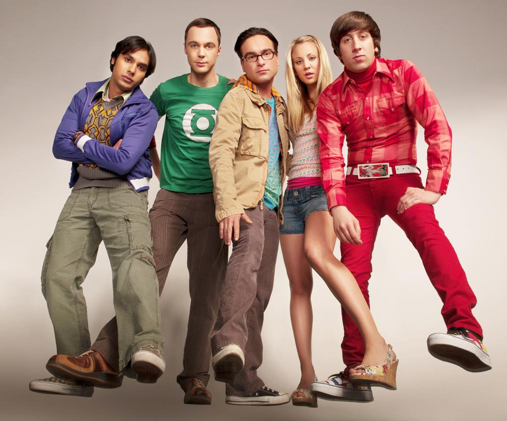 "<b>""The Big Bang Theory"" (CBS)</b>"