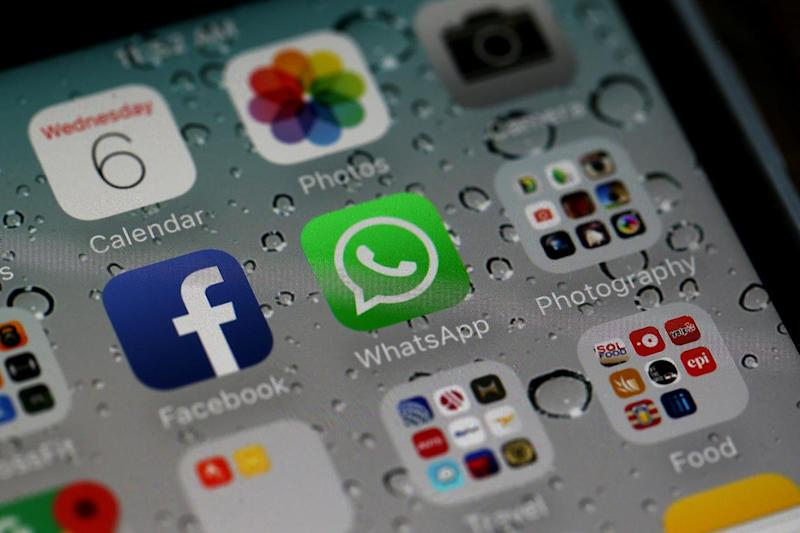 Khalid Masood is said to have used WhatsApp before the attack (Justin Sullivan/Getty Images)