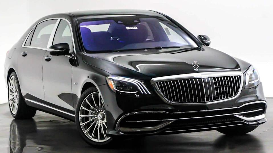Mercedes-Maybach S-Class to be unveiled globally on November 19