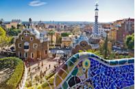 <p>Spain has a perfect climate all year round in various different locations of the country. If you're after some winter sun, why not visit the adventurous, but sunny Canary Islands? With city breaks such as Barcelona and Madrid, this country really does have it all. </p>