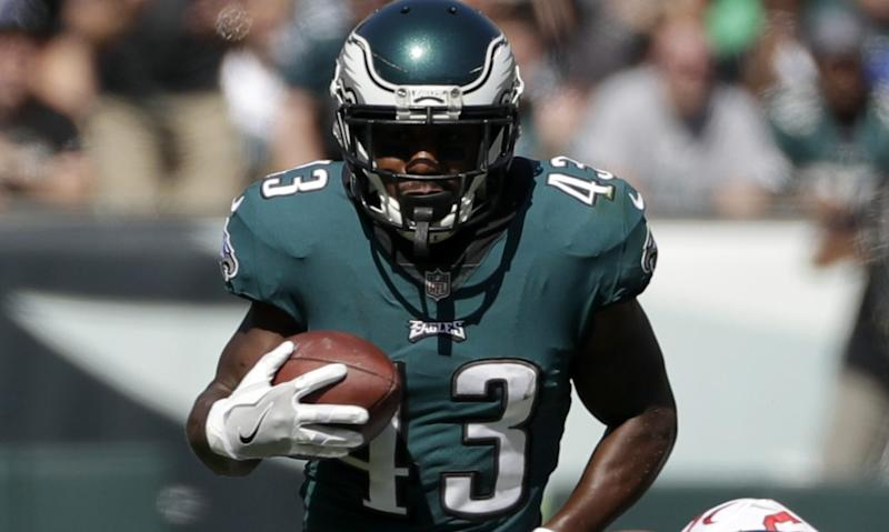 Alshon Jeffery notches just four receptions in Eagles' win over the Giants