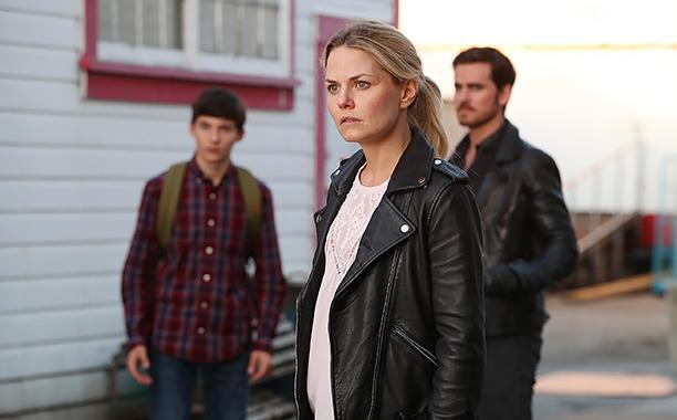 The Hot Seat: Once Upon a Time bosses answer your burning Qs