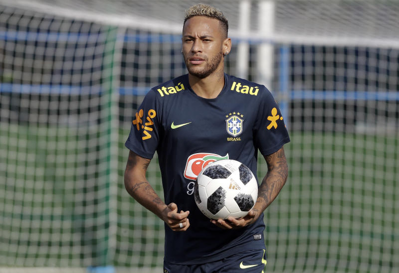 After the success of his PSG teammates, Neymar faces Mexico