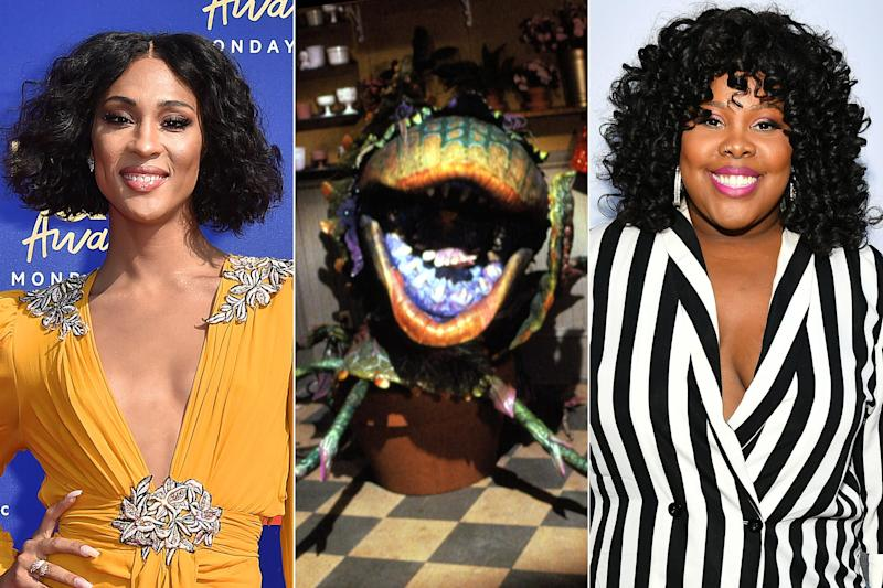 Mj Rodriguez, Glee alum Amber Riley to star in Little Shop of Horrors in Los Angeles