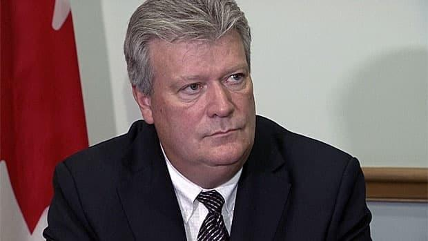 Former minister Rich Coleman pictured in June 2020. Coleman retired from politics later that year.