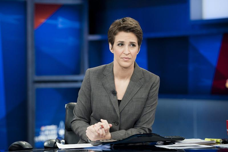 How to Stream Rachel Maddow and Watch Her Release Trump's 2005 Tax Returns