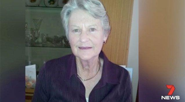 Anne Cameron went missing on Tuesday. Source: 7 News