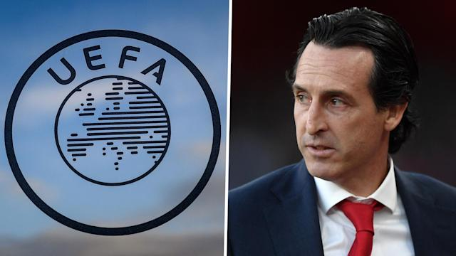 The Gunners have questioned the staging of a showpiece event in Baku and ticket allocation, but European football's governing body are standing firm