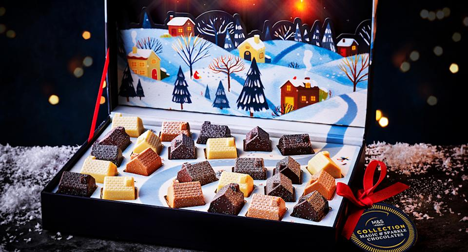 M&S has released its magical Christmas food offering. (Marks & Spencer)