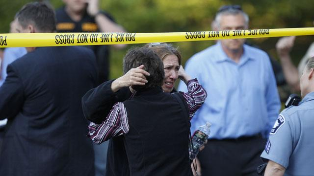Police: Minn. Office Shooter Kills 4, Then Self