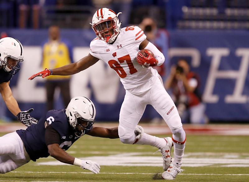 Charges filed against Badger football wide receiver