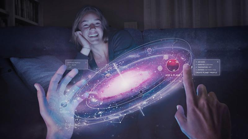 Magic Leap augments reality with hologram-based technology