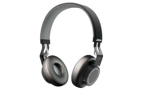 Jabra Move wireless Bluetooth on-ear headphones in black