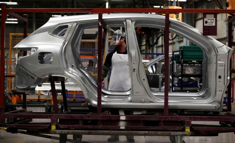 Nissan warns UK plant 'unsustainable' without EU trade deal: BBC