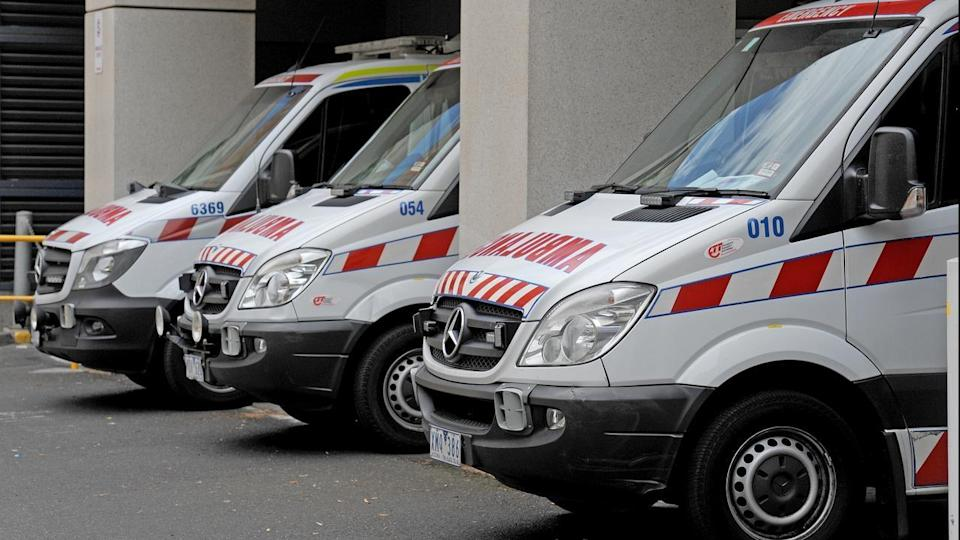 <span>A female paramedic suffered a 15-centimetre gash to her chest after being allegedly attacked as she left work. Source: AAP, file</span>