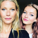 "<p>Gwyneth shared this snap with Apple, writing: ""It's like I conjured you from a dream, you make my life"". Photo: Instagram/Gwynethpaltrow </p>"