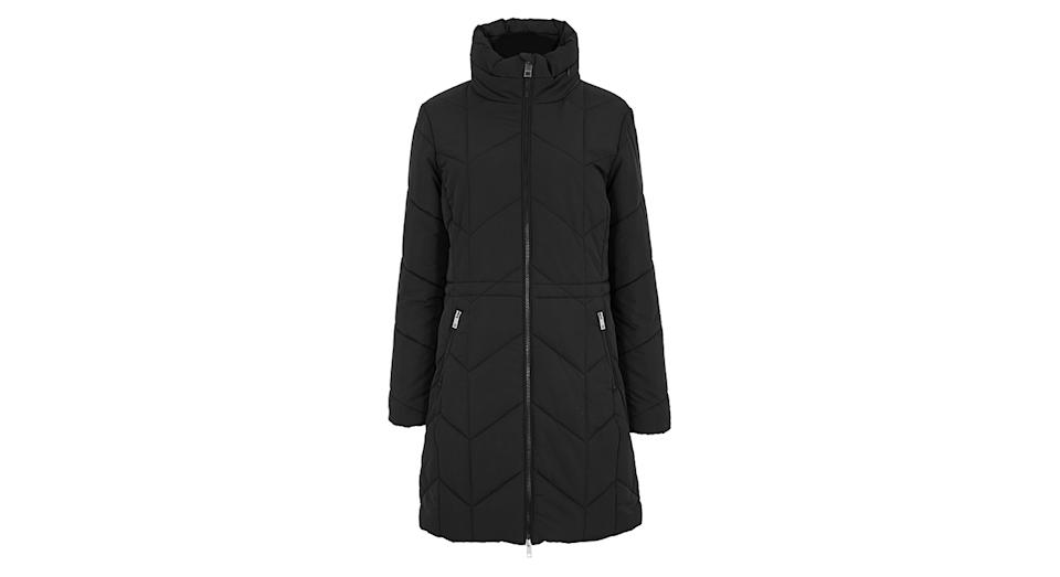 Thermowarmth™ Quilted Puffer Coat