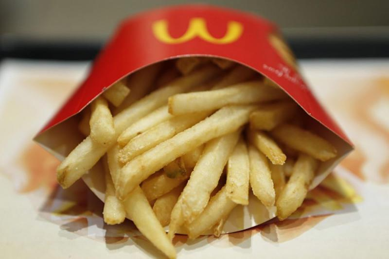 Women are apparently smashing Maccas fries after sex. Photo: Getty