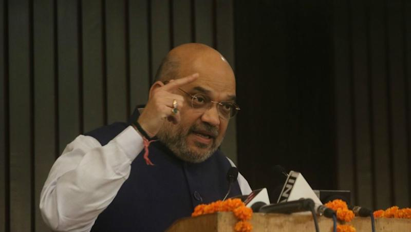 Amit Shah Says, BJP will Not Allow Reservation for Minorities