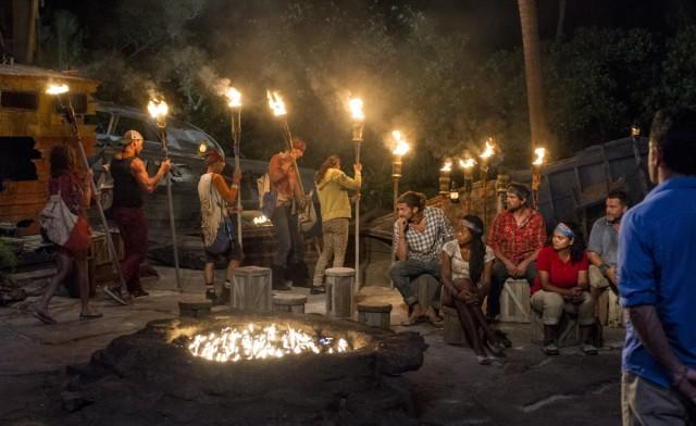 Chaos unfolds at double Tribal Council on Survivor: Game Changers