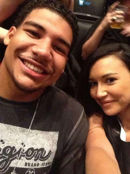 PHOTO: Naya Rivera poses with her brother Mychal in an undated family photo. (Family photo)