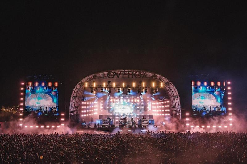 London's finest: Lovebox could be a great alternative to Glastonbury this year