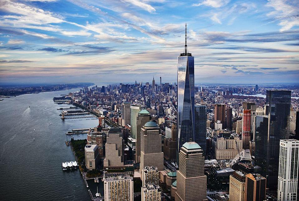 "<p>For breathtaking winter views of the city, head 100 floors up to <a href=""https://www.oneworldobservatory.com/en-US"" rel=""nofollow noopener"" target=""_blank"" data-ylk=""slk:One World Observatory"" class=""link rapid-noclick-resp"">One World Observatory</a> (open 11 a.m. to 7 p.m.), which is situated at the top of the tallest building in the Western Hemisphere. If you're already visiting Rockefeller Center and prefer to stay in that area, check out the incredible views from 70 floors up at <a href=""https://www.topoftherocknyc.com/"" rel=""nofollow noopener"" target=""_blank"" data-ylk=""slk:Top of the Rock Observation Deck"" class=""link rapid-noclick-resp"">Top of the Rock Observation Deck</a> (open 11 a.m. to 7 p.m.). </p>"