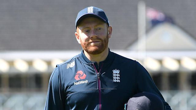 Jonny Bairstow will stay in New Zealand after the Twenty20 International series, with Joe Denly still sidelined by an ankle injury.