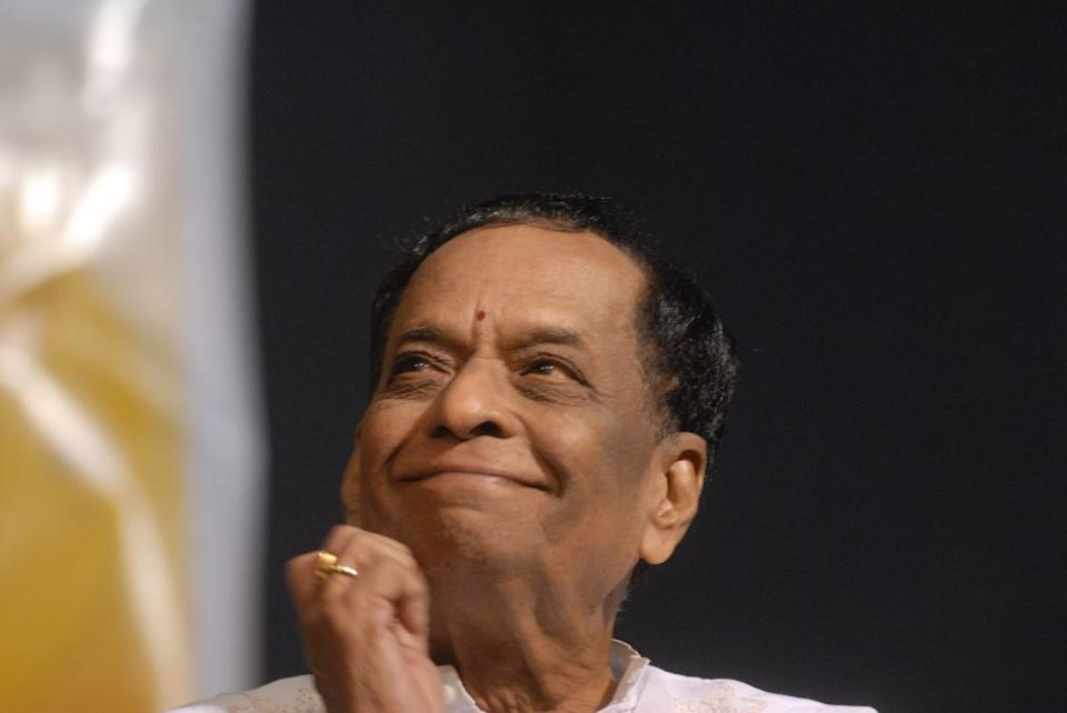 A renowned Carnatic vocalist, musician, singer composer and character actor Balamuralikrishna has received two National Film awards in 1976 and 1987 respectively and has also been a recipient of the 'Padma Vibhushan.'