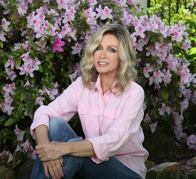 Donna Mills opens up about her experience in the entertainment industry. (Photo: Denis Guignebourg)