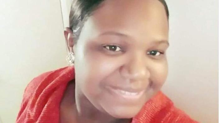 Shanetta Wilson, 43, contracted COVID-19 just after her baby shower and was checked into George Washington University Hospital, where she fell into a coma six months into her pregnancy and died June 1. (Twitter)